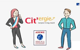Le programme de management et de labellisation Cit'ergie vous est présenté en vidéo