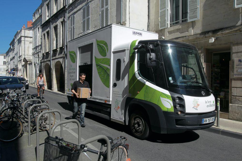 Camion la Rochelle