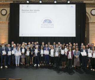 Les collectivités récompensées au Palais Brongniart pour leurs politiques Climat – Air – Énergie et Économie Circulaire
